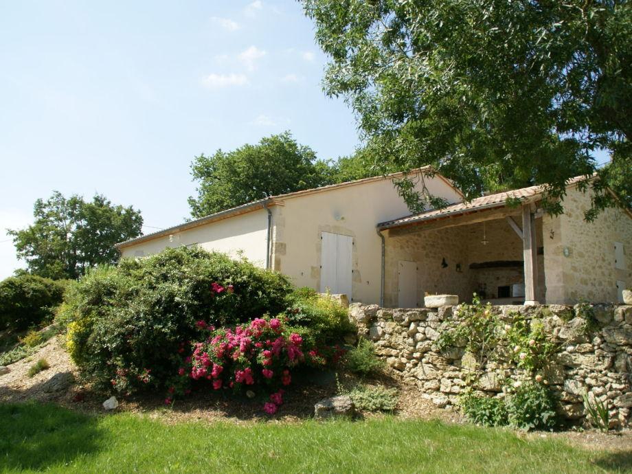 Außenaufnahme Maison de vacances - SAINT-MEZARD