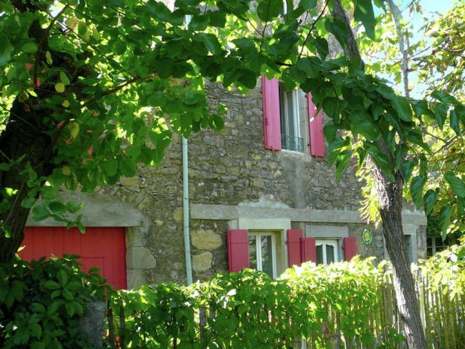 Außenaufnahme Maison de vacances - LA CAUNETTE