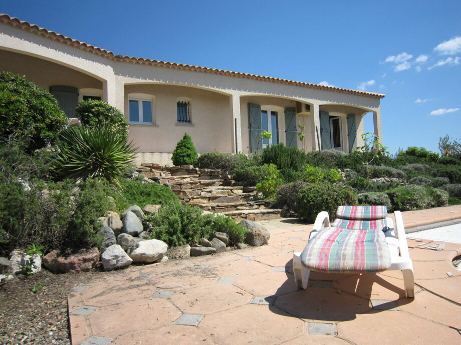 Außenaufnahme Villa La Mausse