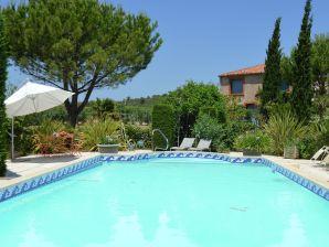 Villa Domaine La Bouscade
