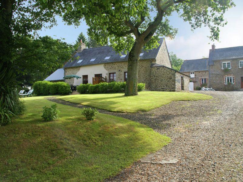 Ferienhaus Maison à 1/2h du Mont Saint Michel