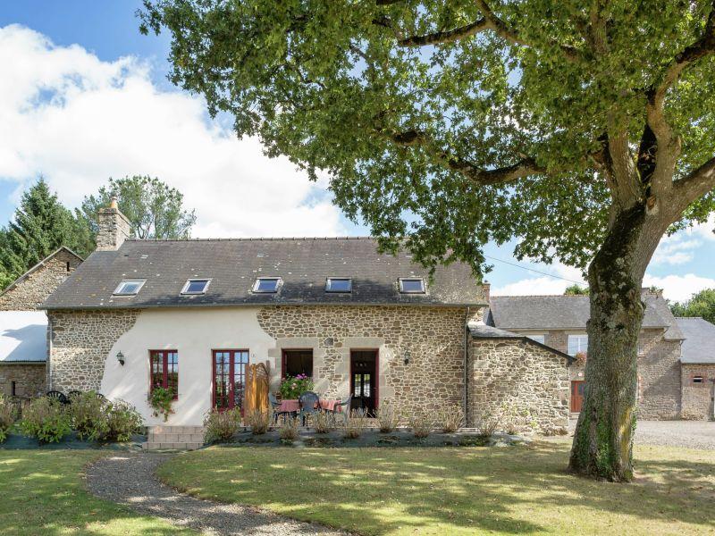 Ferienhaus Gîte proche Mont Saint Michel