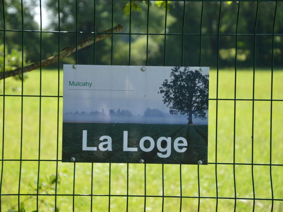 Außenaufnahme La loge