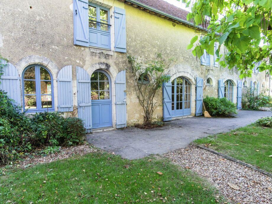 Außenaufnahme Maison de vacances - CUSSAY
