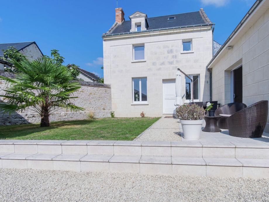 Außenaufnahme Maison de vacances Beaumont en Véron