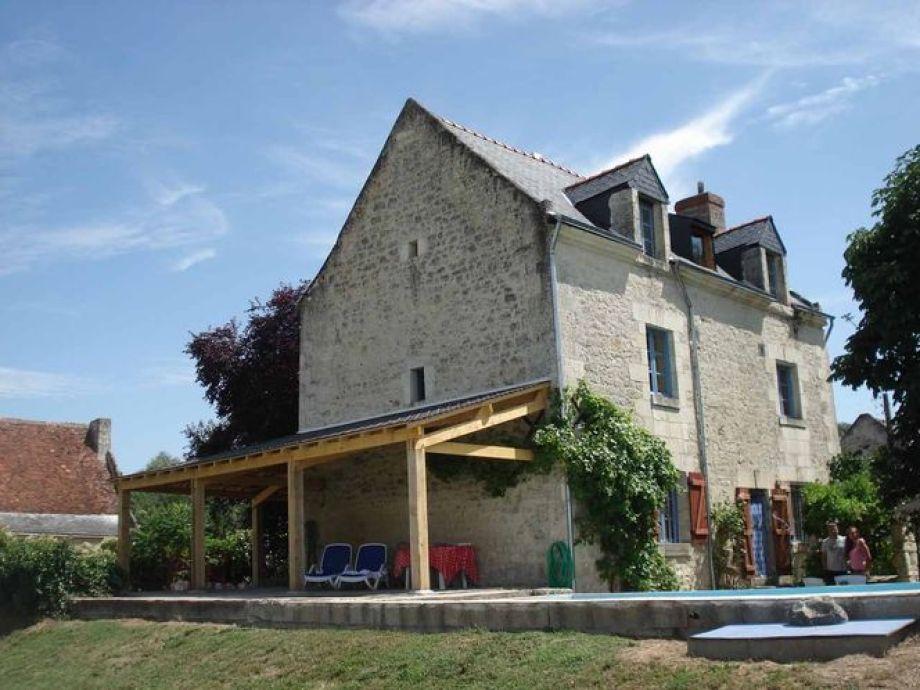 Außenaufnahme Maison de la Loire