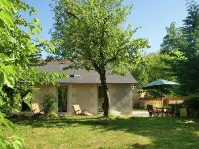Maison de vacances - SAINT-BENOIT-LA FORÊT