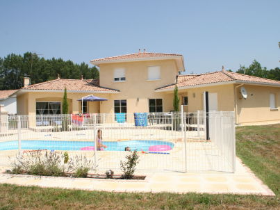 Mimizan villa
