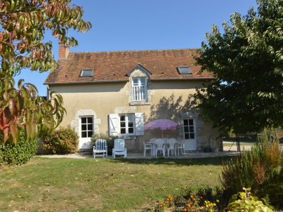 Maison de vacances Saint Bohaire