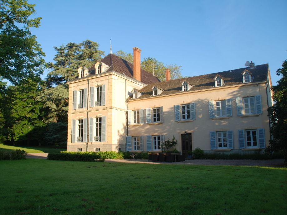 Außenaufnahme Maison Les Bardons