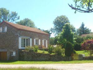 Ferienhaus Entre rivière et forêt en Auvergne - SAUGUES