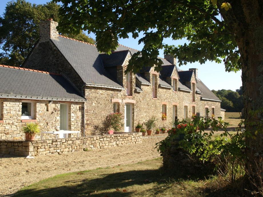 Außenaufnahme Maison de vacances - ASSERAC