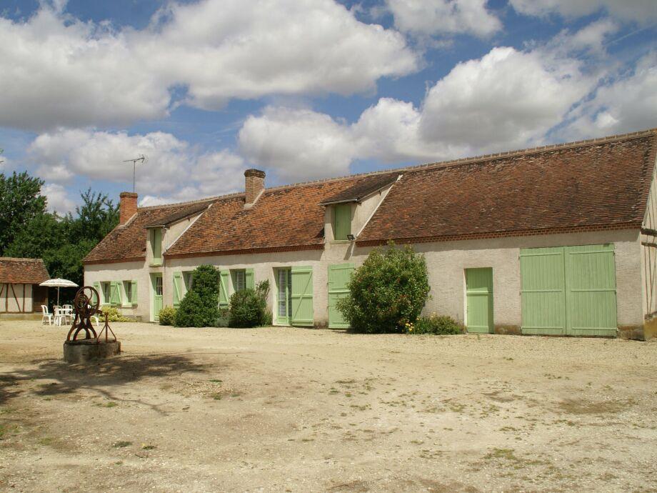 Außenaufnahme Maison de vacances - BEAUCHAMPS-SUR-HUILLARD