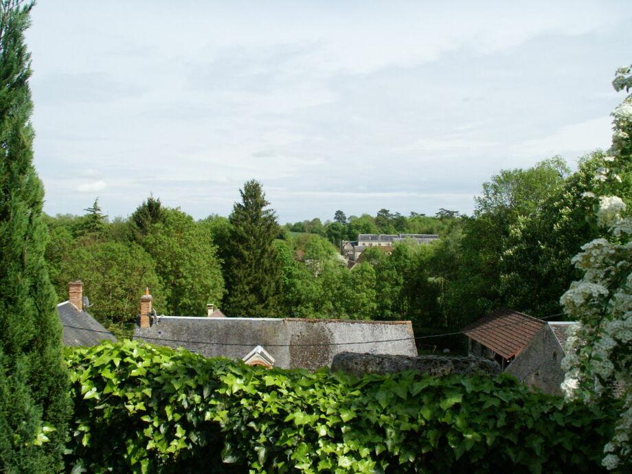 Außenaufnahme Maison de vacances - YEVRE-LE-CHATEL