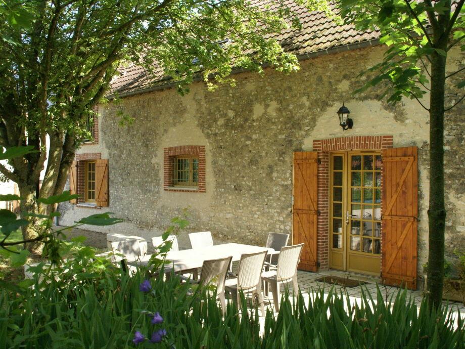Außenaufnahme Maison de vacances - TREILLES-EN-GATINAIS