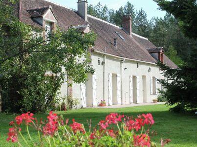 Maison de vacances - Saint Maurice-sur- Fessard