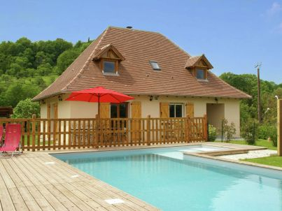Maison de vacances - LOUBRESSAC
