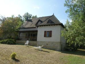 Ferienhaus Maison de vacances - LABASTIDE-DU-VERT