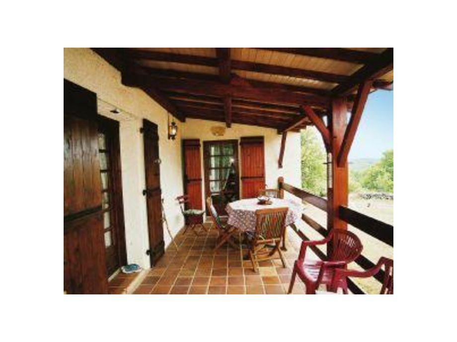 Außenaufnahme Maison de vacances - LABASTIDE-DU-VERT