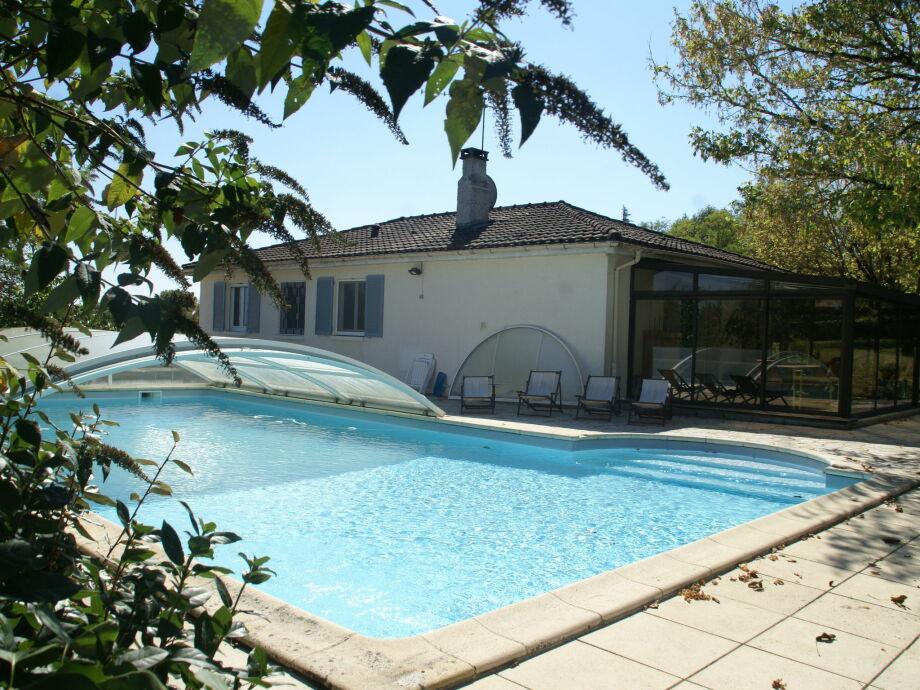 Außenaufnahme Maison de vacances - FONTANES-DU-CAUSSE