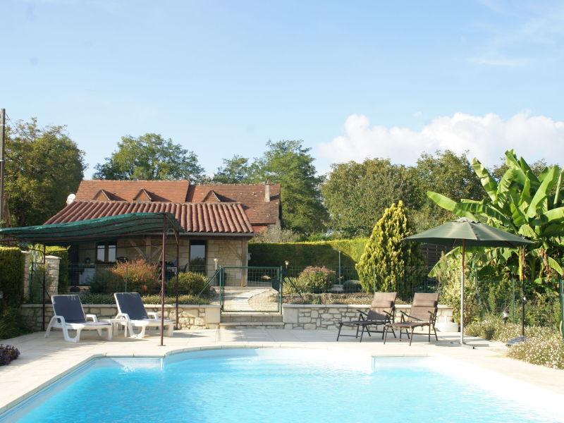 Ferienhaus Maison de vacances Montcléra