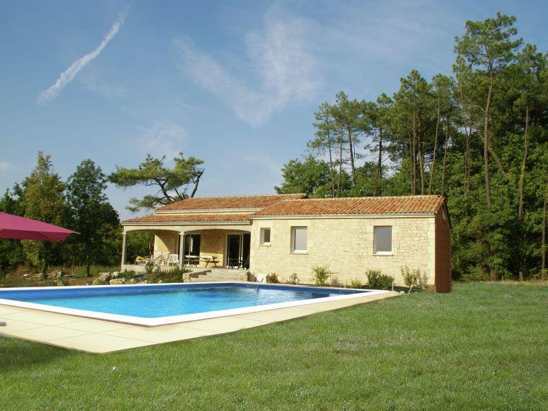 Ferienhaus Maison de vacances Montcléra Les Gunies