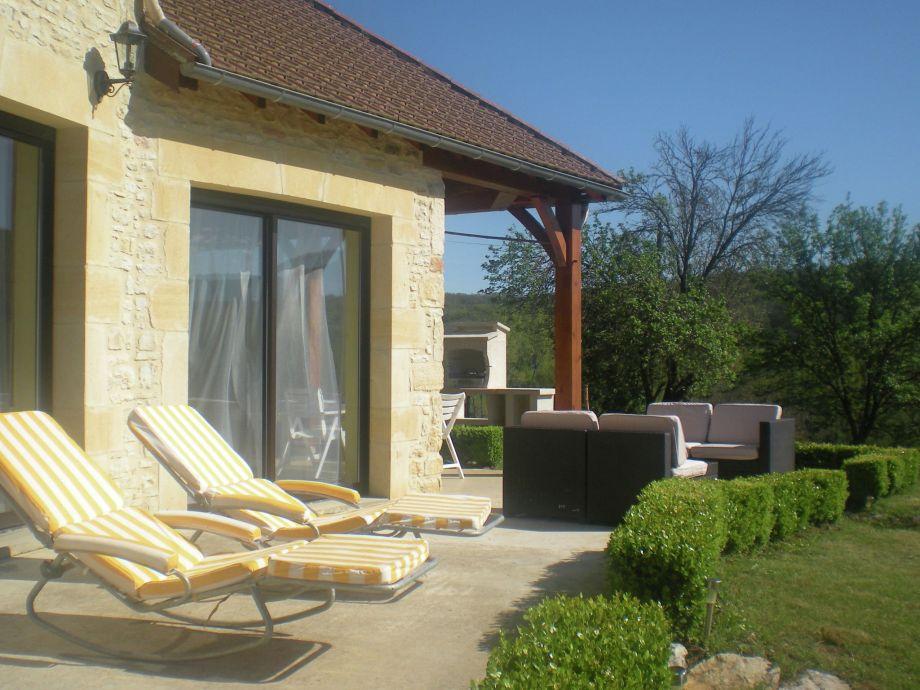 Außenaufnahme Maison de vacances - MONTCLERA