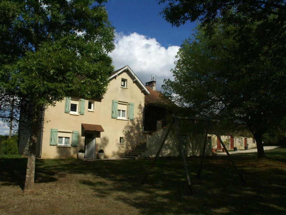 Außenaufnahme Maison de vacances - LAVERCANTIÈRE