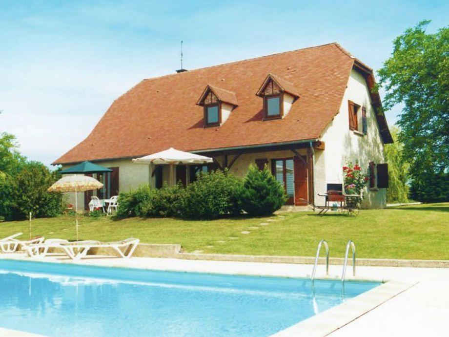 Außenaufnahme Villa Rocamadour