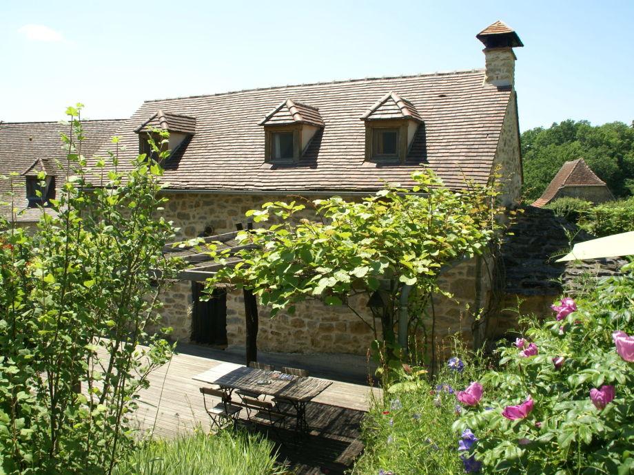 Außenaufnahme Maison de vacances - ALVIGNAC-LES-EAUX