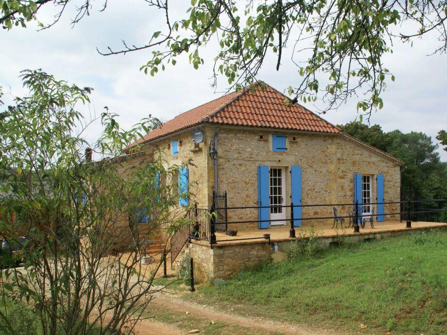 Außenaufnahme Maison de vacances - PUY-L'EVÊQUE