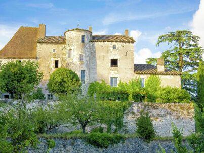 Chateau d'Aix