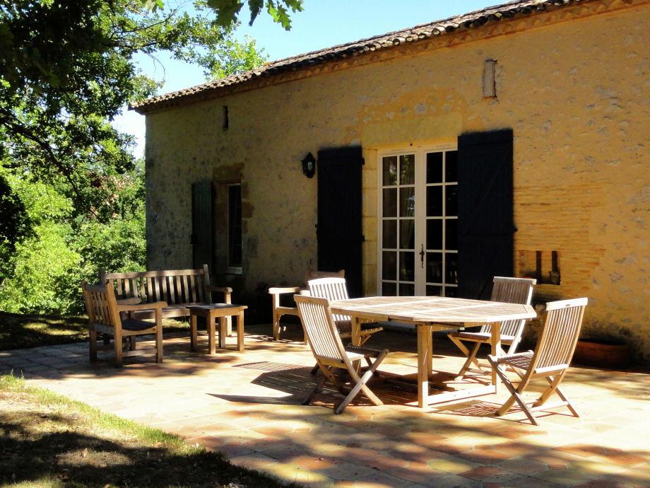 Außenaufnahme La Bruyère Haute La Petite Maison