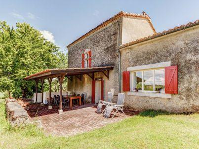 Maison de vacances - TOURNON-D'AGENAIS