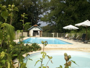 Ferienhaus Maison de vacances - BLANQUEFORT-SUR-BRIOLANCE
