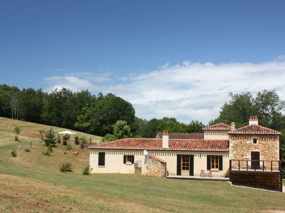 Außenaufnahme Maison de vacances - FUMEL