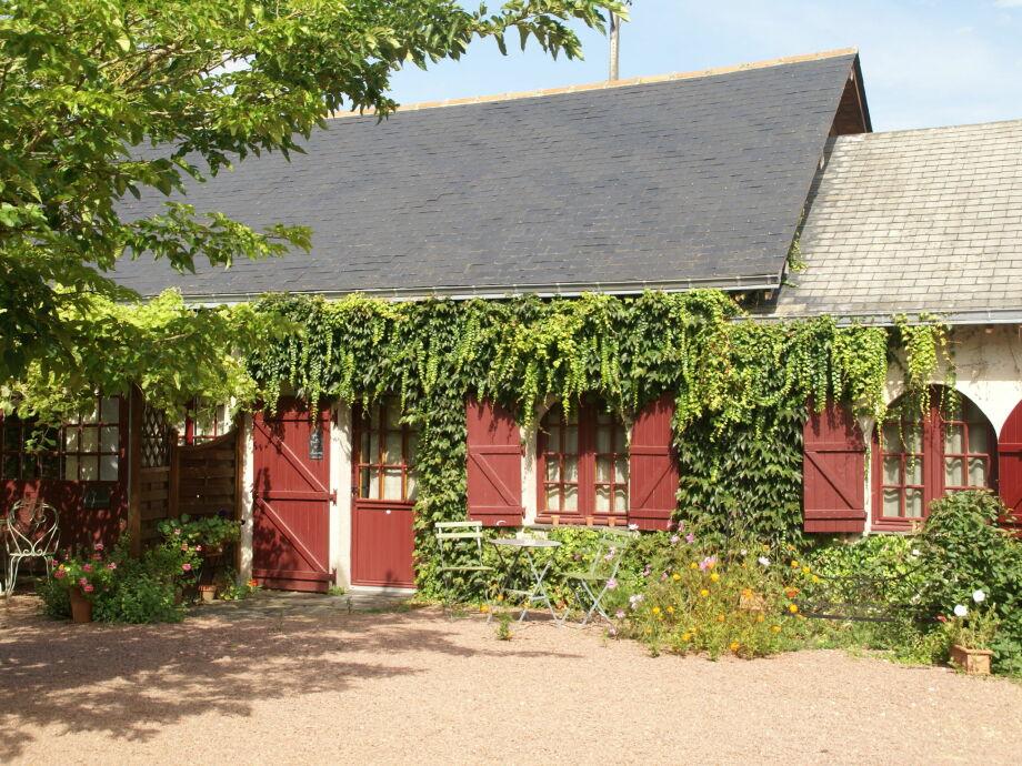 Außenaufnahme Maison de vacances - BRION