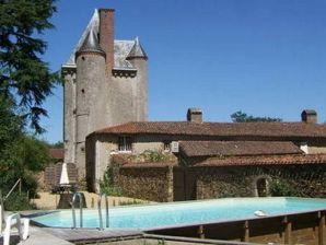 Landhaus Le Château de La Gau