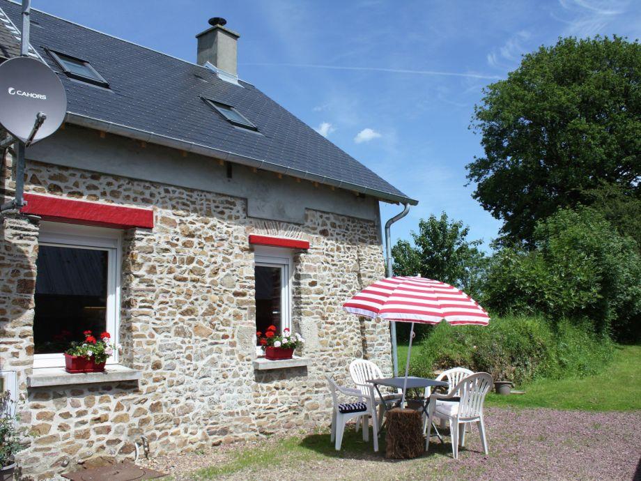 Außenaufnahme Maison de vacances Millieres