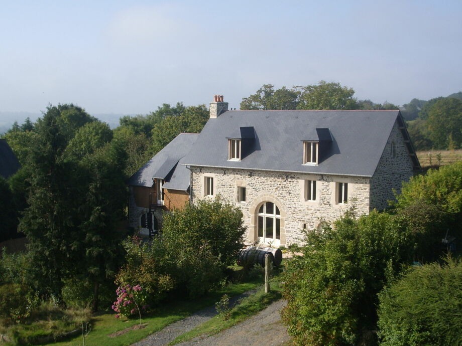 Außenaufnahme La Quinarderie