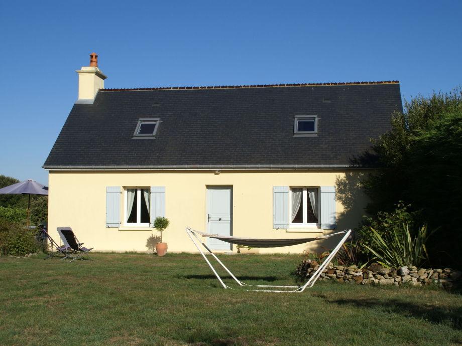 Außenaufnahme Maison de vacances Fontenay sur Mer