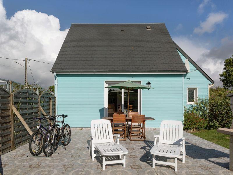Ferienhaus Maison de vacances St Germain sur Ay