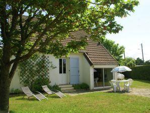 Ferienhaus Maison de vacances - ST GERMAIN-SUR-AY