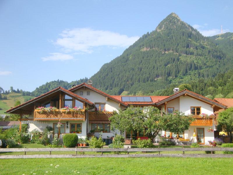 Ferienwohnung Haus Josefa im Allgäu