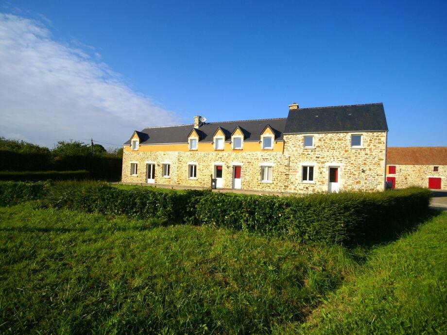 Außenaufnahme Gite  Saint Maurice en Cotentin