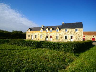 Gite  Saint Maurice en Cotentin