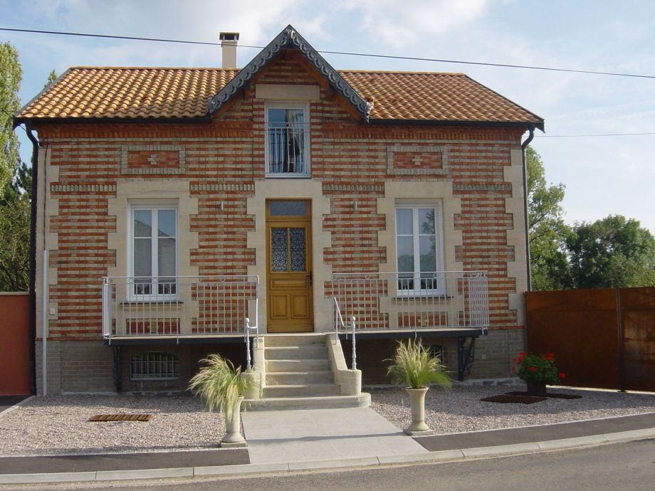 Außenaufnahme Maison de vacances - HORVILLE-EN-ORNOIS