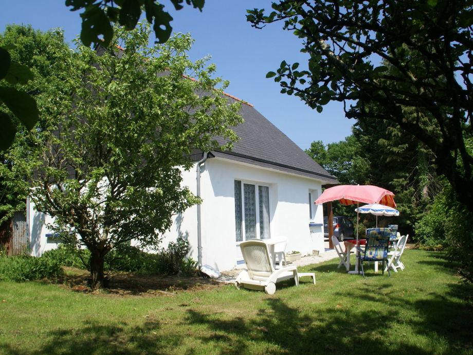 Außenaufnahme Maison de vacances Priziac