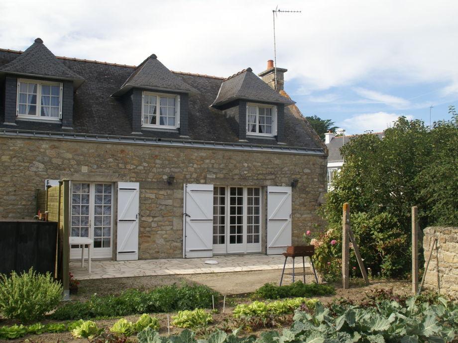 Außenaufnahme Maison de vacances - RIANTEC
