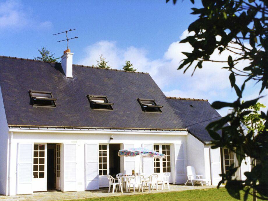 Außenaufnahme Maison de vacances - PÉNESTIN